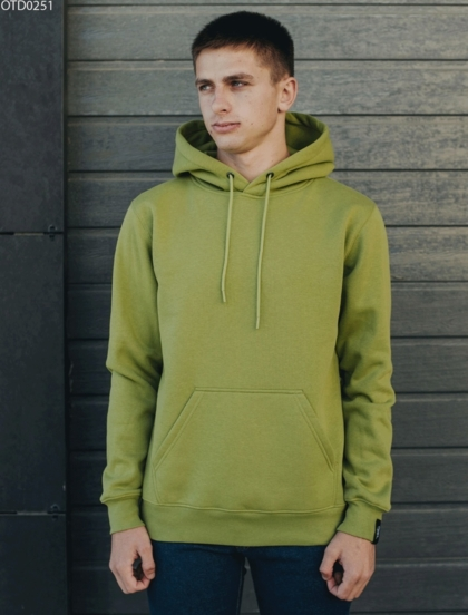 Толстовка Staff light khaki basic fleece