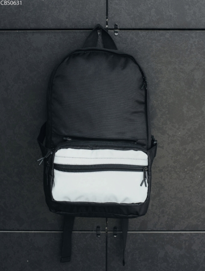 Рюкзак 23L + поясная сумка Staff black & reflective