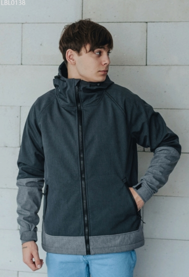 Куртка Staff soft shell nort gray