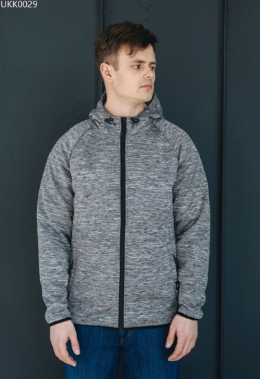Куртка Staff soft shell run gray