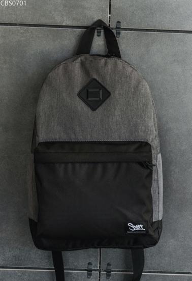 Рюкзак Staff tex 27L gray & black