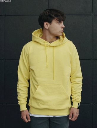 Толстовка Staff basic yellow