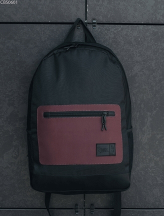 Рюкзак Staff 27L loft black & bordo