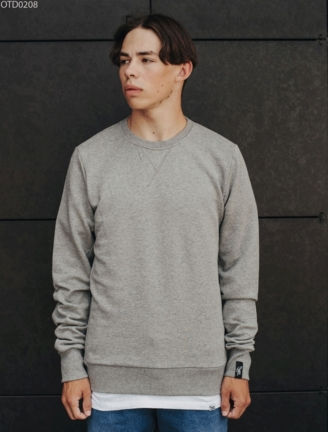 Свитшот Staff basic gray