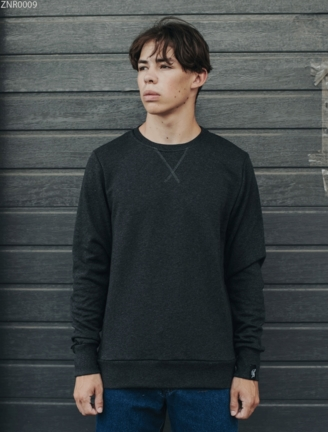 Свитшот Staff basic dark gray