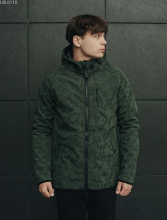 Куртка Staff soft shell C camo