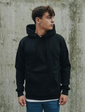 Толстовка Staff black basic fleece