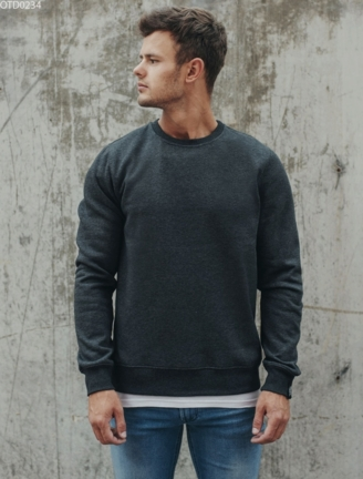 Свитшот Staff basic graphite fleece