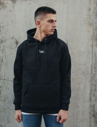 Толстовка Staff logo black fleece