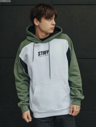 Толстовка Staff retro original c2 fleece