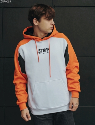 Толстовка Staff retro original c1 fleece