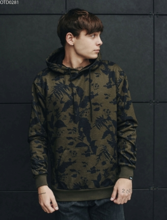 Толстовка Staff camouflage fleece
