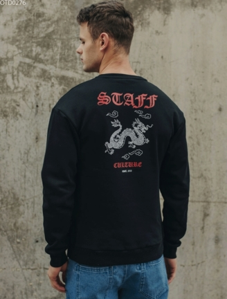 Свитшот Staff drago fleece