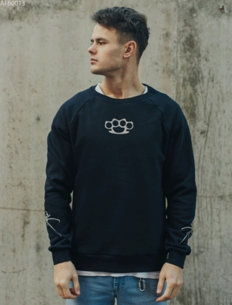 Свитшот Staff brass knuckles fleece