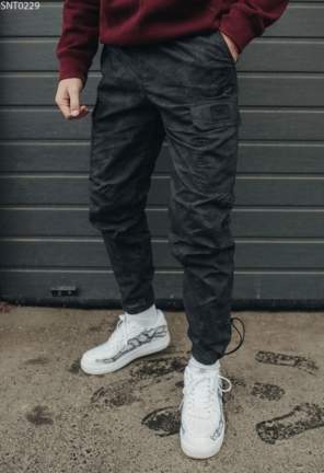 Штани Staff cargo 12 dark gray