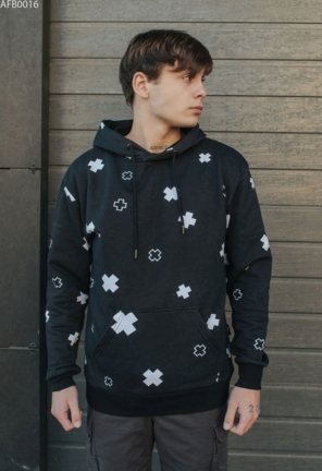 Толстовка Staff cross fleece