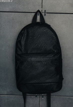 Рюкзак Staff 27L leather black