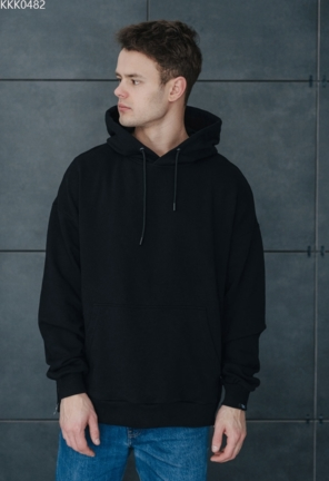 Толстовка Staff black zip overs