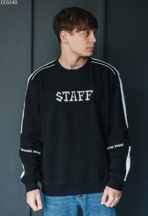 Свитшот Staff black original