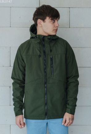 Куртка soft shell Staff lak khaki