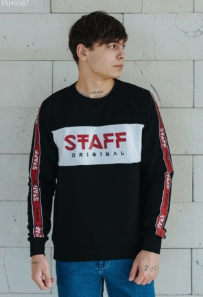 Свитшот Staff black original line