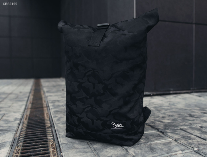 Рюкзак Staff 33L rol camo black