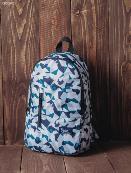 Рюкзак 28L Staff blue geometric
