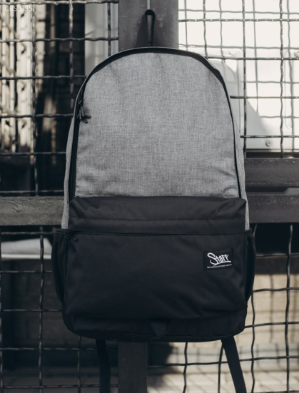 Рюкзак Staff 23 l gray and black