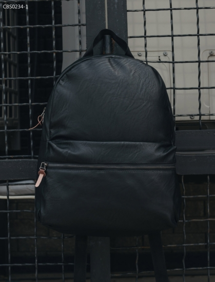 Рюкзак Staff 25L leather black