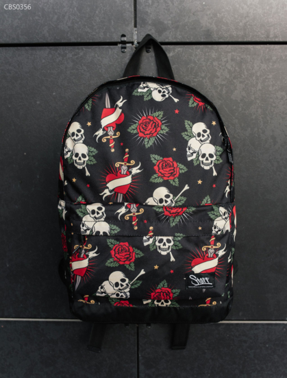 Pюкзак Staff 27L rose and skull