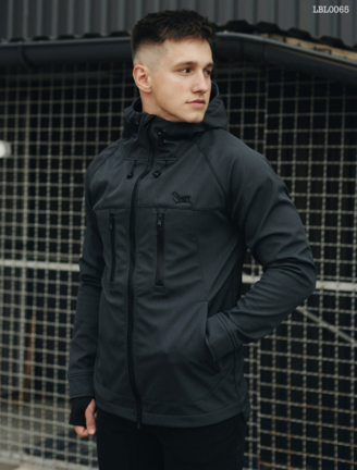 Куртка Staff softshell grafit
