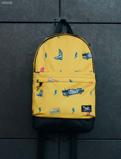Pюкзак Staff tealer yellow 27L modern