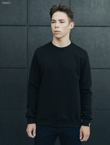 Свитшот Staff black fleece basic