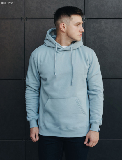 Толстовка Staff blue basic fleece