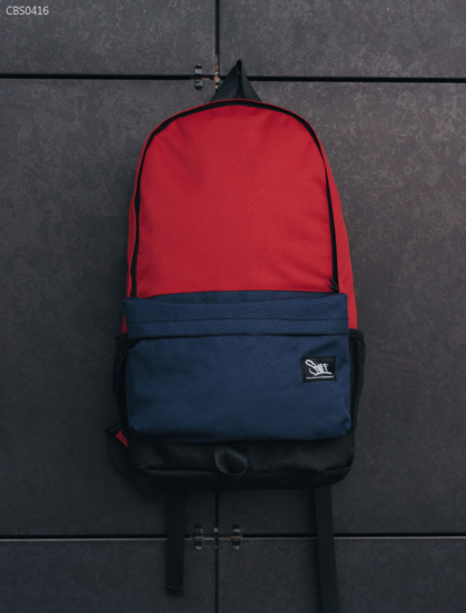 Рюкзак Staff 23L navy and red
