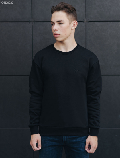 Свитшот Staff black logo fleece