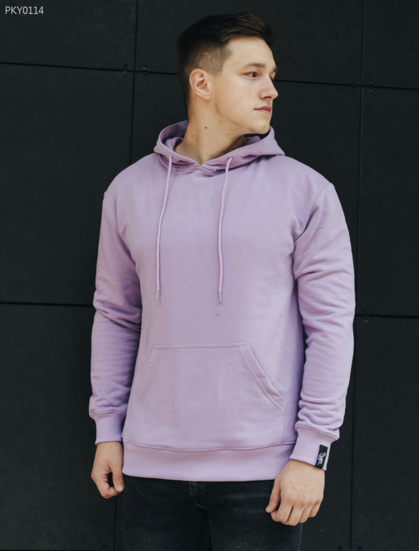 Толстовка Staff purple basic