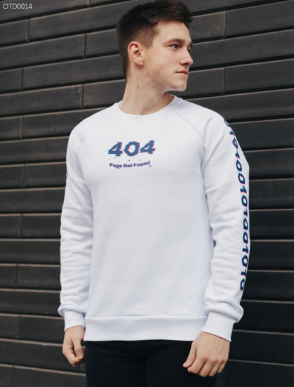 Свитшот Staff raglan 404 fleece