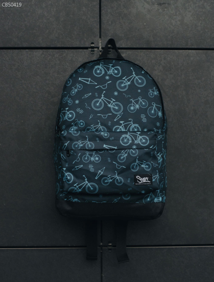 Рюкзак Staff 27L blue bicycle