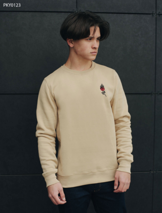 Свитшот Staff rose haki fleece