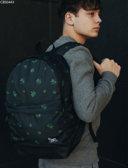Рюкзак Staff green day Herb 27 L
