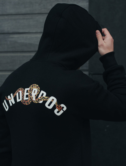 Толстовка Staff underdog fleece