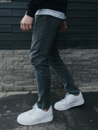 Джинсы Staff Grion gray slim