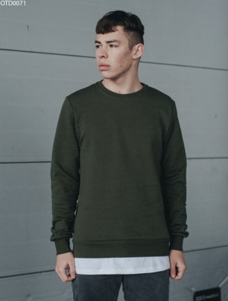 Свитшот Staff khaki basic