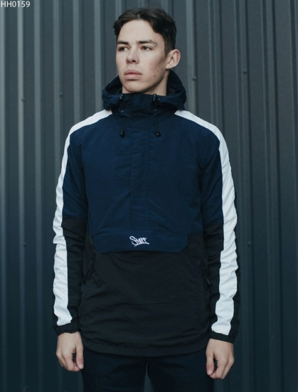 Анорак Staff global navy & black