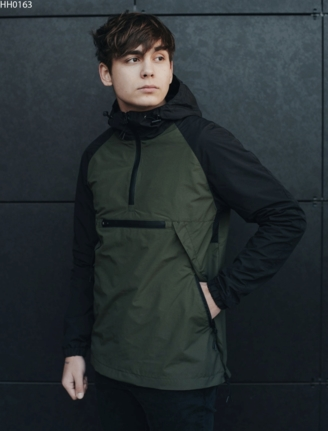 Анорак Staff wog khaki & black