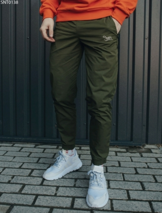 Джоггеры Staff khaki light