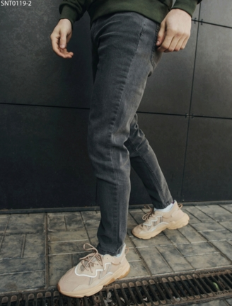 Джинси Staff Grion gray slim
