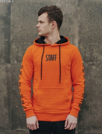 Толстовка Staff original Orange