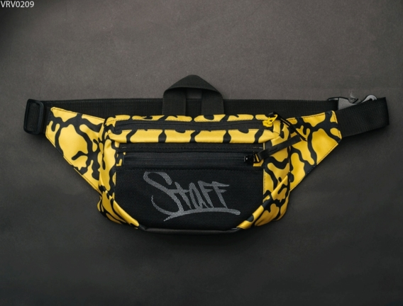 Поясная сумка Staff sabo yellow camo